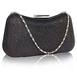 EVE BLACK CLUTCH